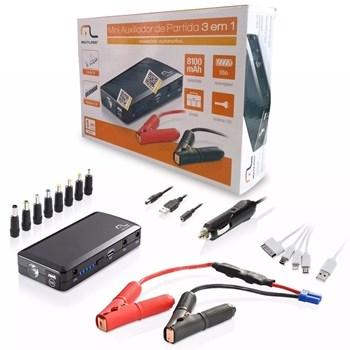 Acumulador Bateria Auxiliar Partida Multi Portátil Iphone