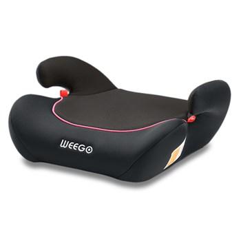 Assento automotivo infantil elevação carro 22-36Kg rosa