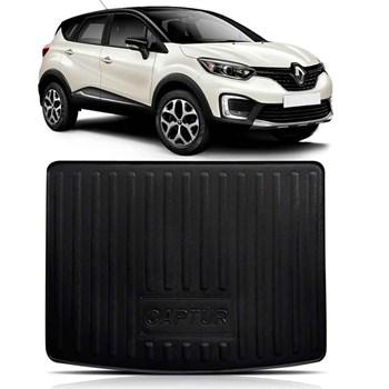 Bandeja Tapete Porta Malas Renault Captur 2017 2018 Rígido