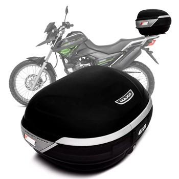 Baú Bauleto Moto Givi E52 Maxia 52 Litros