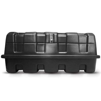 Bau Caixa Box Para Bagagem Pickup Maleiro 140 Litros