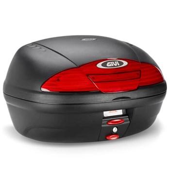 Bau Givi E450n Monolock 45l + Capa de Chuva Atrio