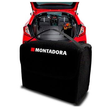 Bolsa Automotiva Porta Mala Honda Fit Twist Multiuso Carpete