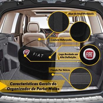 Bolsa Automotiva Porta Malas Bravo Multiuso Carpete