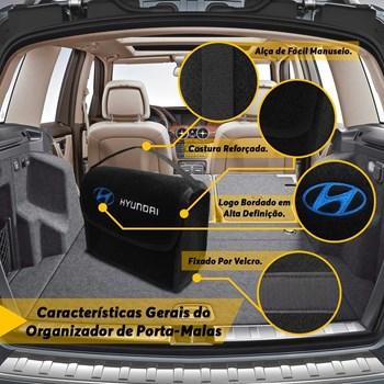Bolsa Organizadora de Ferramentas para Porta Malas Modelo Hyundai