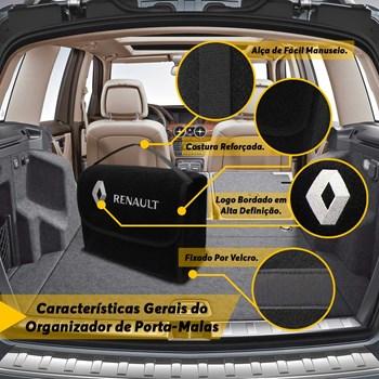 Bolsa Organizadora de Ferramentas para Porta Malas Modelo Renault