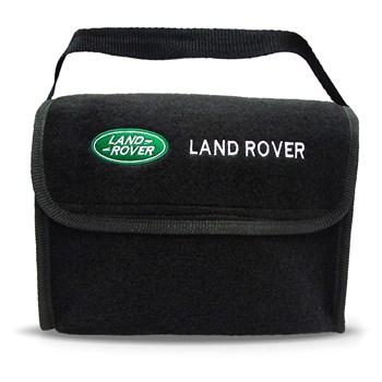 Bolsa Organizadora Multiuso Porta Malas Carpete Land Rover