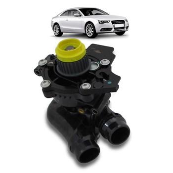 Bomba D'agua Audi A5 2.0 Tfsi 2009 Á 2014 Com Carcaça