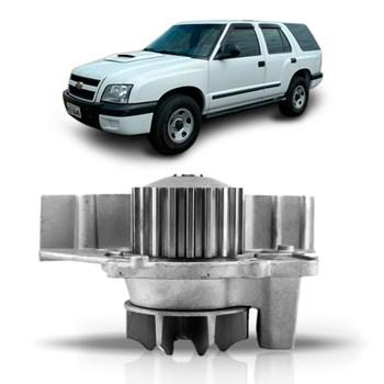 Bomba D'agua Blazer 2.8 4 Cil Turbo Diesel Mwm 2000 Á 2012