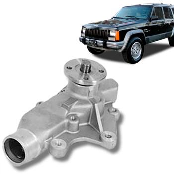 Bomba D'agua Cherokee 2.5 4 Cil 153 Gasolina 1991 Á 2000