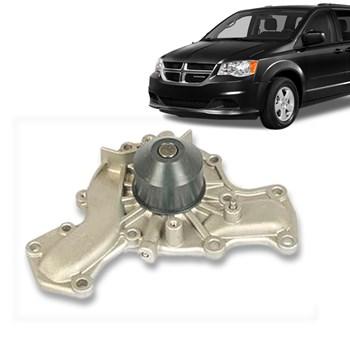 Bomba D'agua Chrysler Grand Caravan 3.0 V6 6g72 2000 2001 2002 2003 2004 2005 2006 2007 2008