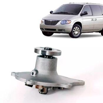 Bomba D'agua Chrysler Grand Voyager 3.3 V6 1990 Á 2000