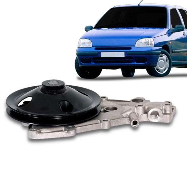 Bomba D'agua Clio 1.0 Com Ar Condicionado 1994 1995 1996 1997