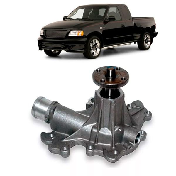 Bomba D'agua F150 4.2 V6 1997 A 2006