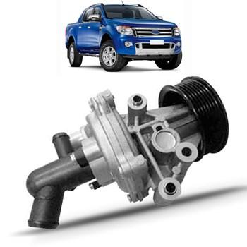 Bomba D'agua Ford Ranger 3.2 20v 2013  2014 2015 2016  2017 Com Carcaça