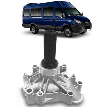 Bomba D'agua Iveco Daily 55c 16 3.0 Turbo Diesel 2008 Á 2012