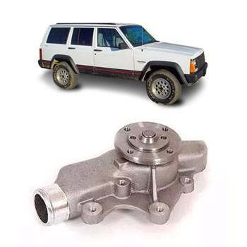 Bomba D'agua Jeep Cherokee 4.0 6 Cil. 1991 92 93 94 A 2000