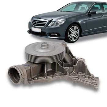 Bomba D'agua Mercedes-benz E300 (w212) 3.0 M272.952 2009 Em diante
