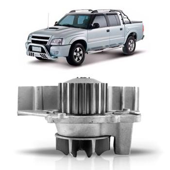 Bomba D'agua S10 2.8 4 Cil Turbo Diesel 2000 Á 2012