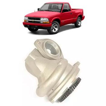 Bomba D'agua S10 2.8 Turbo Diesel 2003 Á 2010 Com Carcaça