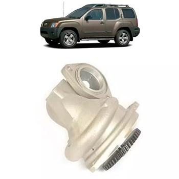 Bomba D'agua X-terra 2.8 Turbo Diesel 2003 Á 2009 Com Carcaça