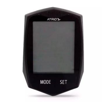 Cadeado Atrio + Ciclocomputador Velocimetro Bike Cliclismo