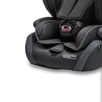 Cadeira Multikids Para Auto 9 A 36 Kg Cinza