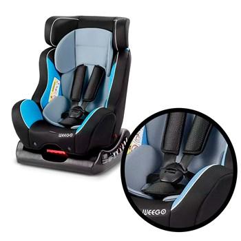 Cadeira para Bebê Automovel Azul de 0 a 25 kg