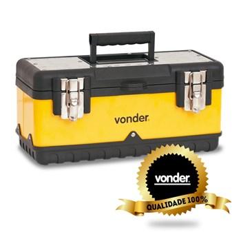 Caixa Artesanato Metálica Para Acessórios Cmv0380 Vonder