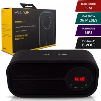 Caixa De Som Bluetooth Radio Usb Tipo Bazuka
