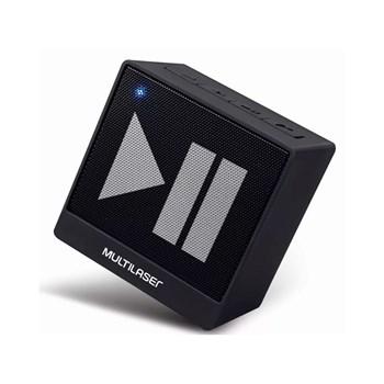 Caixa De Som Mini 8w Bluetooth Multilaser Sp277