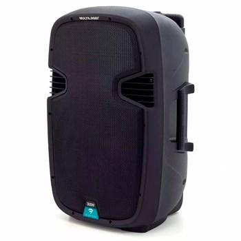 Caixa Som Profissional Amplifica 15 Pol Bluetooth Multilaser