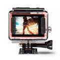 Câmera Ação Go Pro Atrio 04k Tela Lcd Usb Sd Wifi Dc185
