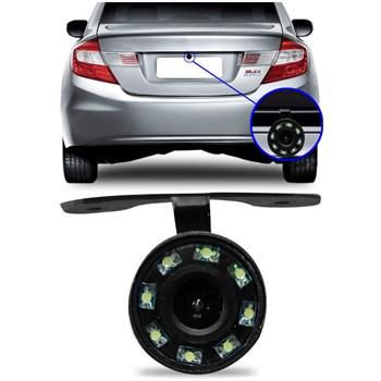 Câmera de Ré Automotiva Borboleta Flex Preto