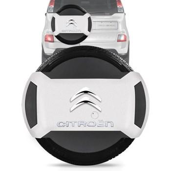 Capa Estepe Citroen Aircross Branco Branquise Parcial Rigida