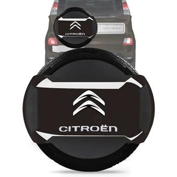 Capa Estepe Citroen Aircross Dark Carmin Parcial Rigida