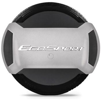 Capa Estepe Ecosport 2012 A 2018 Prata Enseada Parcial Ford