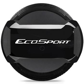 Capa Estepe Ecosport 2013 A 2018 Parcial Preto Ebony Nova