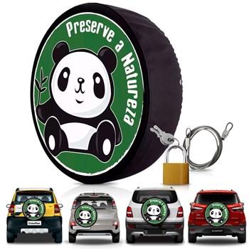 Capa Estepe Panda Ecosport Crossfox Aircross Spin