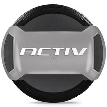 Capa Estepe Parcial Spin Activ 2012 A 2018 Prata Switchblade