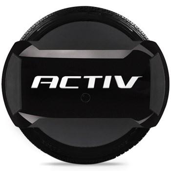 Capa Estepe Parcial Spin Activ 2012 Á 2018 Preto Carbon Flash