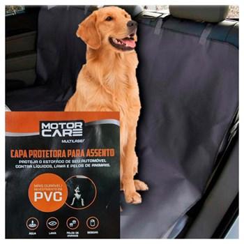 Capa Protetora Banco Traseiro Pet Caes Animais Impermeável