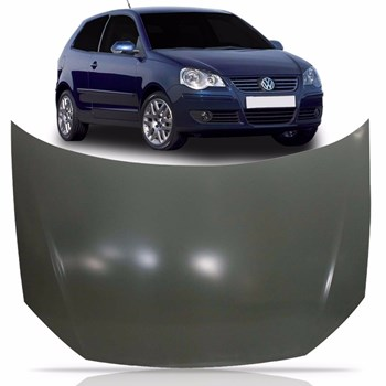 Capô Hatch Sedan Polo 2007 2008 2009 2010 2011 2012