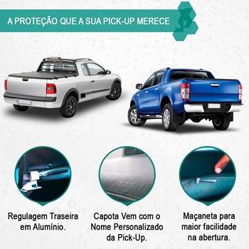 CAPOTA MARITIMA REESE PREMIUM L-200 TRITON 2012 A 2016 HLS (CACAMBA CURTA)