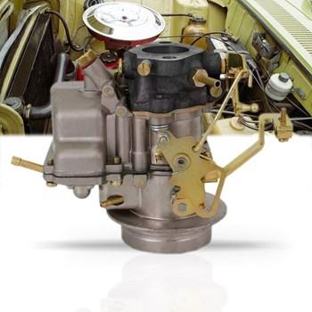 Carburador 228 Mecar Corcel Belina 2 Del Rey Cht 1.6 Álcool