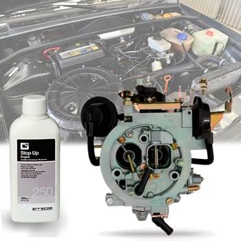 Carburador 2e Gol Cl Gl 88/94 Motor Ap 1.8 Alcool + Stop Up