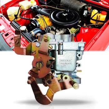 Carburador 460 Cht Duplo Gasolina Chevette 1.6