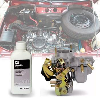 Carburador Fiat 1300 Uno Premio 1980 Á 1993 Gasolina + Stop Up