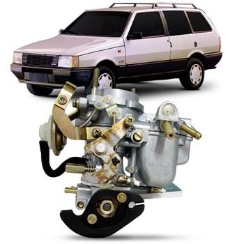 Carburador Fiat Elba Uno 1.5 Simples 190 Mecar Gasolina