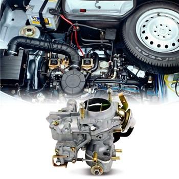 Carburador Fiat Uno Mille 1993 Em Diante Semi Elétronic Novo